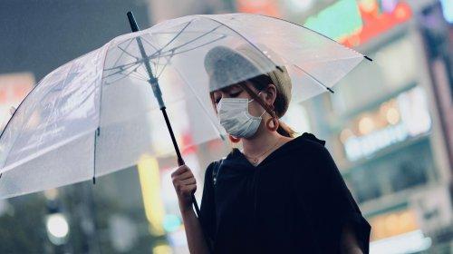 Umbrella mask