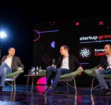 StartupGrind2019 panel