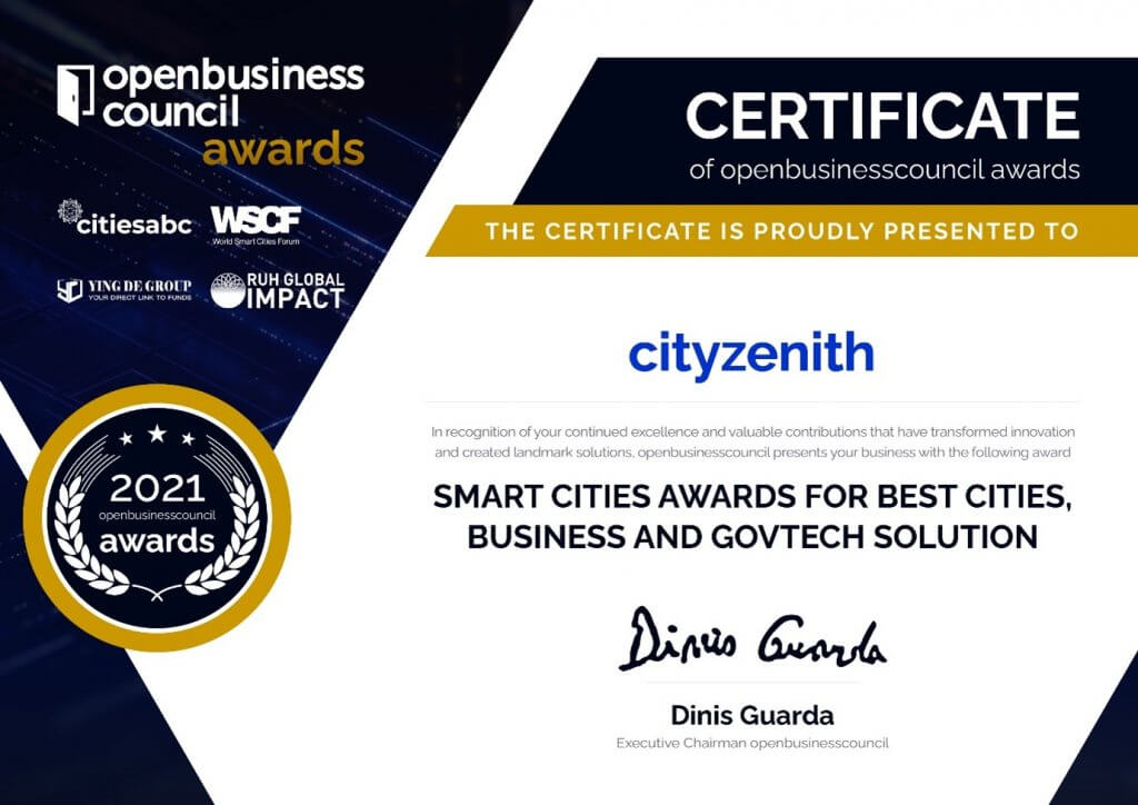 Cityzenith-award-2020